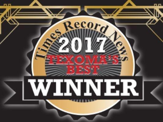 Texomas Best 2017