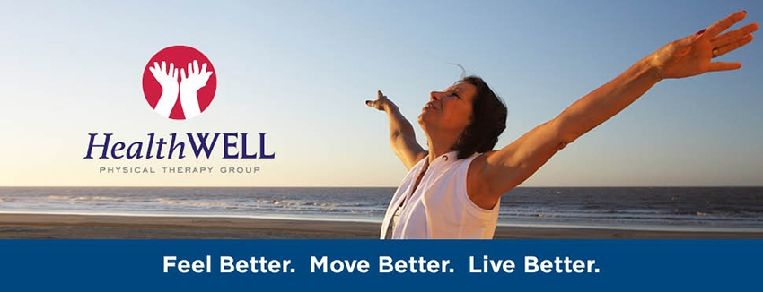 Healthwell Physical Therapy Header